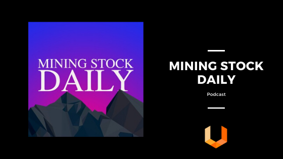 Podcast - Mining Stock Daily - Mining, Geology and Natural Sciences - Unearthed Solutions